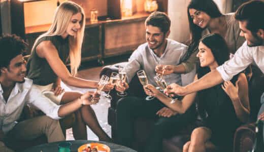 合コンや酒の席でモテたい人は必見!飲み会でモテる男とモテない男の行動の違い