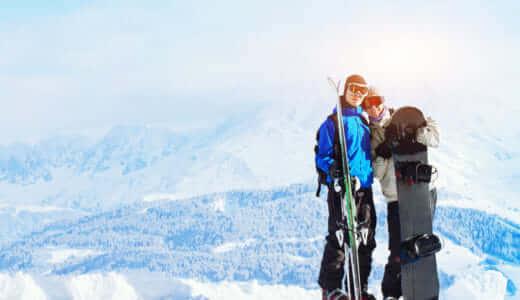 スキーやスノボで出会いはある?ゲレンデで彼女を作る3つの心得と方法