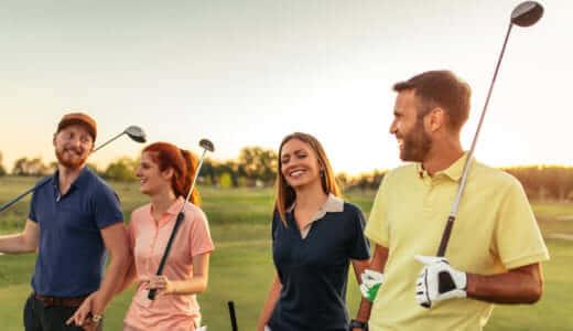 ゴルフで出会いたい男性必見!女性とスムーズに仲良くなるためのコツ3つ