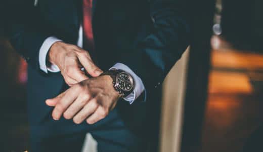 モテる腕時計は男を上げる。女性が惚れる人気ブランドトップ10