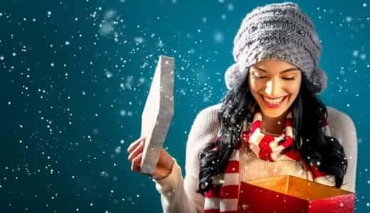 まるで映画みたい!?喜びが倍増するクリスマスプレゼントの渡し方