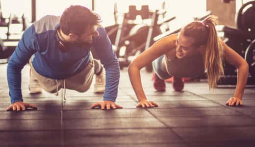 一緒に痩せよう!カップルで楽しめるオススメの運動・エクササイズ7選