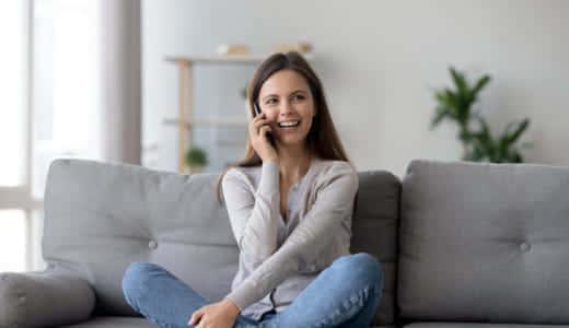女性は寂しがり?夜に女性が電話したがる心理と長電話で使えるネタ