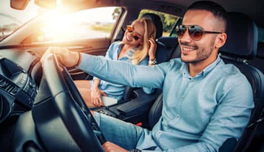 ドライブデートにおすすめのスポット3選!ドライブデートを成功させる秘訣も解説