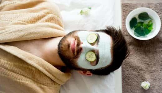 男性におすすめのフェイスパック15選(タイプ別)モテ美肌を作る使い方も解説