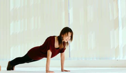 筋トレ初心者や女性でも簡単に自宅で出来るトレーニング8選